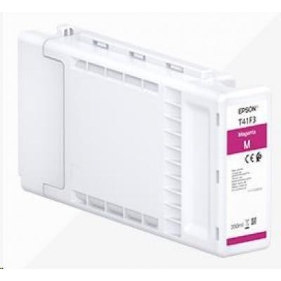 EPSON ink bar Singlepack UltraChrome XD2 T41F340 Magenta 350ml