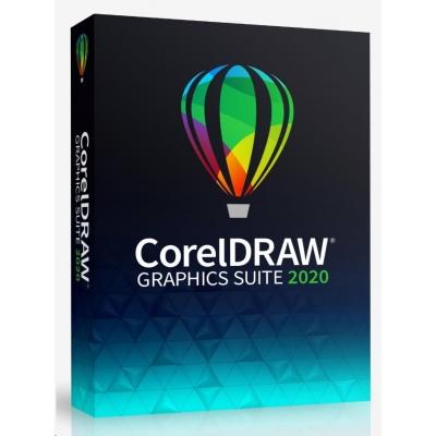CorelDRAW GS 2020 Classroom License (MAC) 15+1 EN/DE/FR/BR/ES/IT/NL/CZ/PL