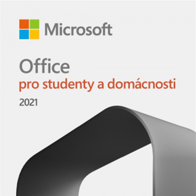 Office Home and Student 2021 ENG (pro domácnosti)