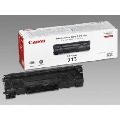 Canon LASER TONER black CRG-713 (CRG713) 2 000 stran*