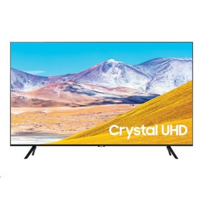 "SAMSUNG UE43TU8072  43"" Crystal UHD TV Série TU8072  (2020) 3 840 × 2 160"