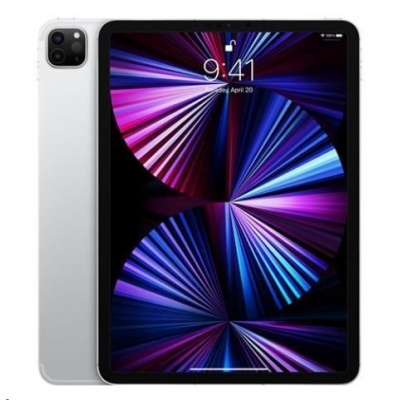 Apple iPad Pro 11'' Wi-Fi + Cellular 2TB - Silver