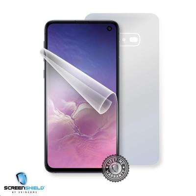 ScreenShield fólie na celé tělo pro SAMSUNG G970 Galaxy S10e