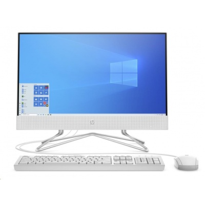 HP PC AiO 22-df0003nc,LCD 21.5 FHD AG,AMD Athlon 3050U 2GHz,8GB DDR4 2400,512GB SSD,AMD Integrated Graphics,No ODD,Win10