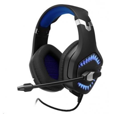 Hama uRage gamingový headset SoundZ 700 7.1, čierny