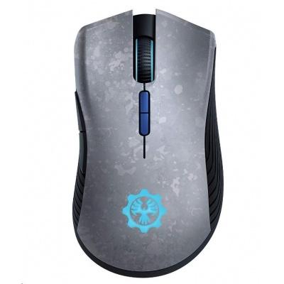 RAZER Mamba Wireless - bezdrátová myš, Gears of War 5 edice