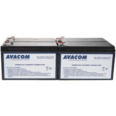 AVACOM bateriový kit pro renovaci RBC23 (4ks baterií)