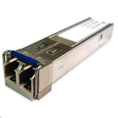 SFP+ transceiver 10GBASE-LR/LW, multirate, SM 10km, 1310nm, LC Duplex, DMI diagnostika, HP kompatibilní
