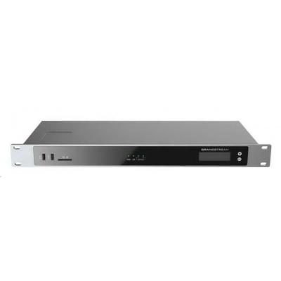 Grandstream GXW4501 [ISDN30 brána, 2x 1000Mbps, 1x E1/T1/J1, T.38 Fax, SD, 2x USB, 30 hovorů]
