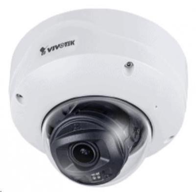 Vivotek FD9167-HT-V2, 2Mpix, 60sn/s, H.265, motorzoom 2.7-13.5mm (110-33°),DI/DO,PoE,Smart IR,SNV,WDR,MicroSDXC,vnitřní