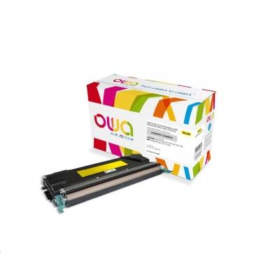 OWA Armor toner pro IBM Infoprint Color 1614, 1634, 5000 Stran, 39V0309, žlutá/yellow