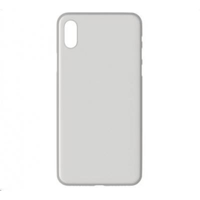 3mk ochranný kryt NaturalCase pro Apple iPhone X, transparentní bílá