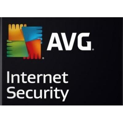 Prodl. AVG Internet Security , 1 lic. (24 měs.), LN Elektronicky