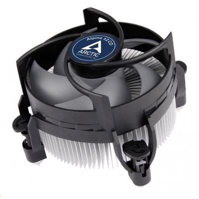 ARCTIC Alpine 12 CO chladič CPU (pro INTEL 1150, 1151, 1155, 1156, do 95W)