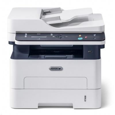 Xerox B205V_NI ČB laser. MFZ, A4, USB/Ethernet, 256mb, ADF, 30ppm, NET, Wifi, Apple AirPrint, Google