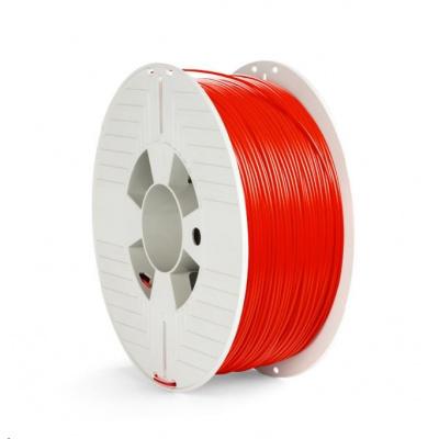 VERBATIM 3D Printer Filament PET-G 1.75mm, 327m, 1kg red