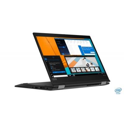 "LENOVO NB TP X390 Yoga i5-8265U 8GBDDR4 13""3FHD multi-touch 512GB SSD UHD620 FIBOCOM L380 backlit WIN10P 3r OnSite"