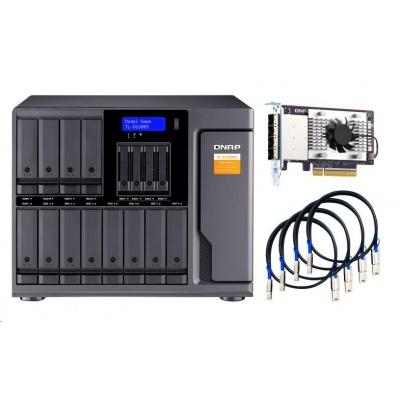 QNAP TL-D1600S rozšiřující jednotka QNAP NAS (12x SATA)