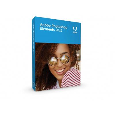 Adobe Photoshop Elements 2022 MP ENG FULL BOX