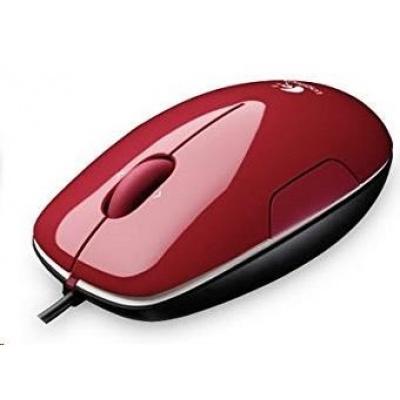Logitech Laser Mouse M150, cinammon
