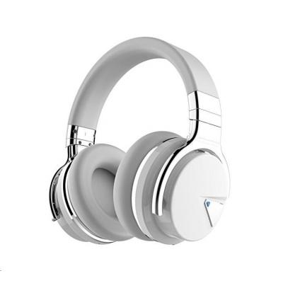 COWIN E7 ANC bezdrátová sluchátka, bílá