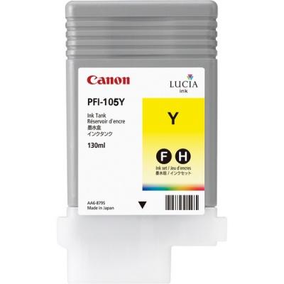 Canon Zásobník inkoustu PFI-106, Yellow (PG)