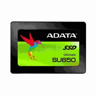 """ADATA SSD 960GB Ultimate SP650SS 2,5"""" SATA III 6Gb/s (R:520/ W:450MB/s)"""