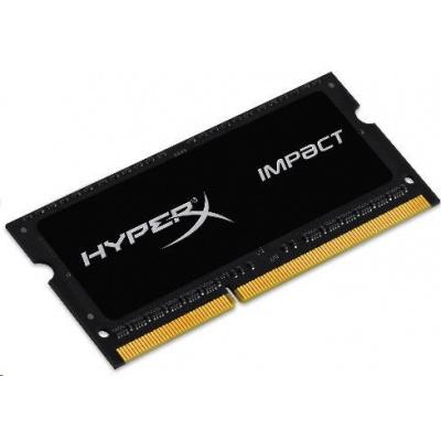 SODIMM DDR3L 4GB 2133MHz CL11, 1.35V, KINGSTON HyperX Impact