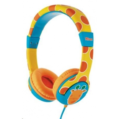 Trust Spila Kids Headphone - car