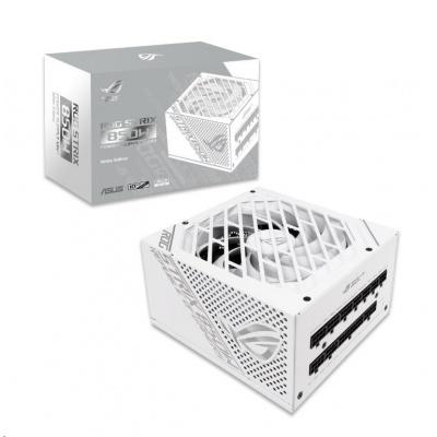 ASUS zdroj ROG-STRIX-850G-WHITE, 850W, 80+ Gold, modular