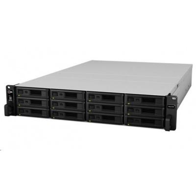 Synology RX1217sas rozšiřující jednotka pro RackStation (12xSATA/SAS)