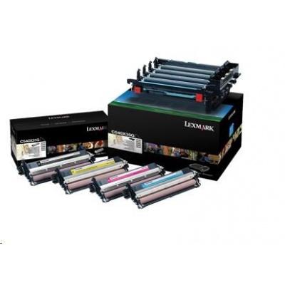 LEXMARK černý a barevný fotoválec pro: C540 / C543 / C544 / X543 / X544 na 30000 stran
