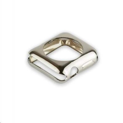 COTEetCI termoplastové pouzdro pro Apple Watch 42 mm stříbrné