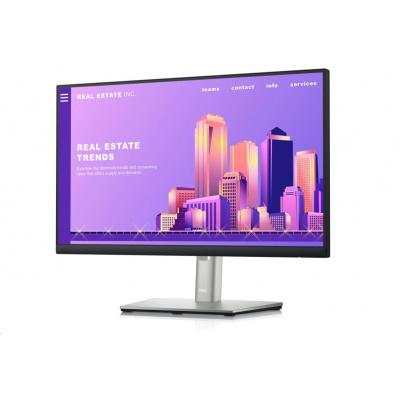 DELL LCD P2222H/21.5/5ms/1000:1/1920x1080/60hz/IPS panel/WLED/HDMI,DP,VGA/čierny