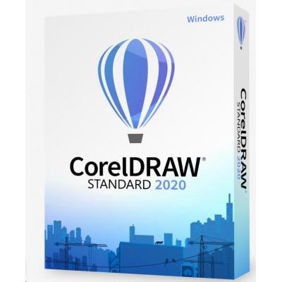 CorelDraw Standard 2020 Education License (1-49) EN/DE/FR/IT/ES/BR/NL/CZ/PL/RU