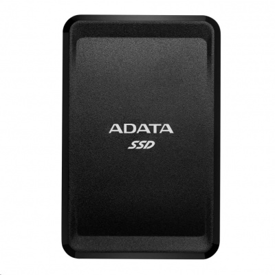 ADATA External SSD 250GB SC685 USB 3.2 Gen2 type C černá