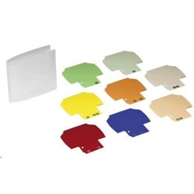 NIKON SJ-3 sada barevných filtrů pro SB-900
