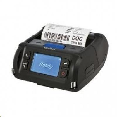 Citizen CMP-40L, USB, RS-232, Wi-Fi, 8 dots/mm (203 dpi), disp., ZPL, CPCL