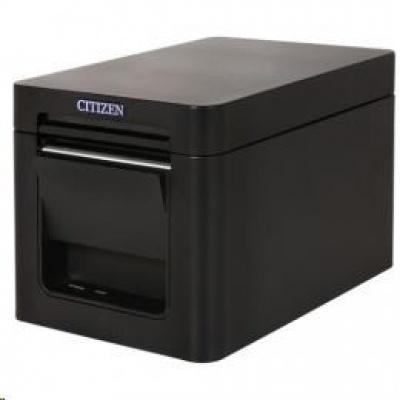 Citizen CT-S251, RS-232, 8 dots/mm (203 dpi), white