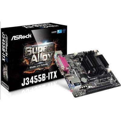 ASRock MB Int.procesor J3455B-ITX, 2xDDR3/DDR3L SODIMM, VGA, mini-ITX