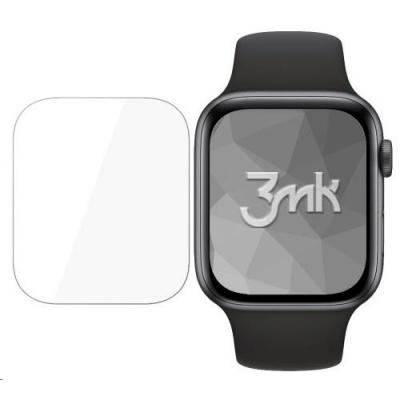 3mk ochranná fólie Watch pro Apple Watch 4, 44 mm (3ks)