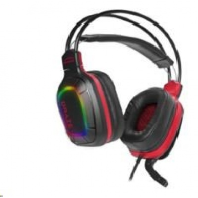 SPEED LINK herní sluchátka SL-860015-BK DRAZE RGB 7.1 Gaming Headset, black