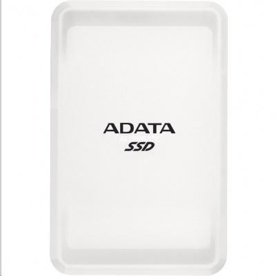 ADATA External SSD 250GB SC685 USB 3.2 Gen2 type C bílá