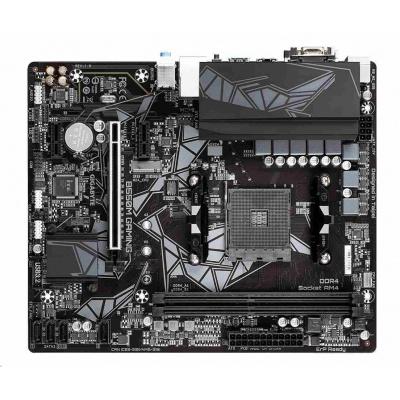 GIGABYTE MB Sc AM4 B550M GAMING,  AMD B550, 2 x DDR4, HDMI
