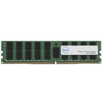 Dell 16GB Certified Memory Module - 2Rx8 DDR4 UDIMM 2133MHz ECC