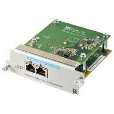Aruba 2920 2-port 10GBASE-T Module RENEW J9732A