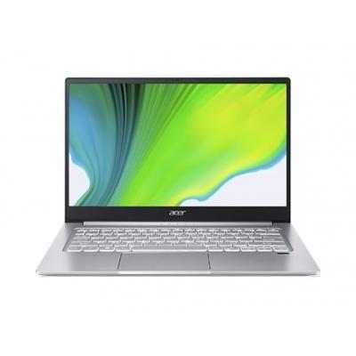 """ACER NTB Swift 3 SF314-59-54MP - 14"""" FHD,i5-1135G7@2.40GHz,8GB,512GBSSD,Iris Xe Graphics,W10P,Stříbrná"""