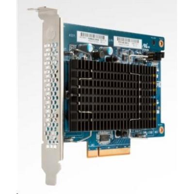HP Z Turbo Drive Dual Pro 512GB SSD - PCIE 8x dual NVME karta + 1x m.2 SSD 512GB, z4/6/8