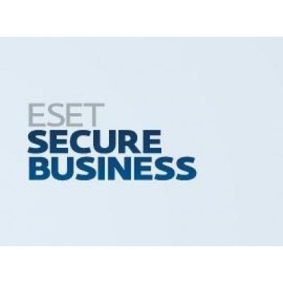 ESET Secure Business 2-ročné predlženie pre 50-99 PC