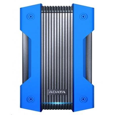 ADATA Externí HDD 5TB USB 3.1 HD830, modrý